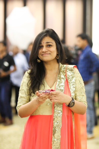 Our official guest-photographer Manasi Shah. She always makes sure we get our pics clicked!